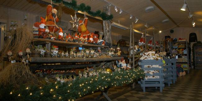 souvenirbutik lycksele djurpark